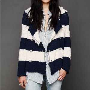 Free People | ⚓️ Coat of Arms Cardigan
